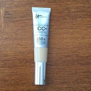 IT Cosmetics CC+ full coverage foundation